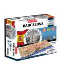 4D Пъзел Барселона
