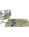 4D Cityscape Puzzle Rome