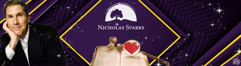 Никълъс Спаркс | Bookspiration.com
