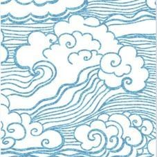 Сини облаци