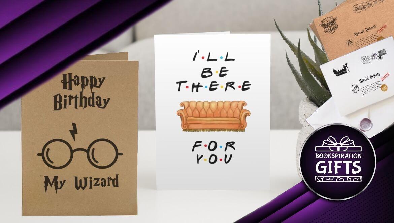 Идеи за подаръци за... Поздравителни картички